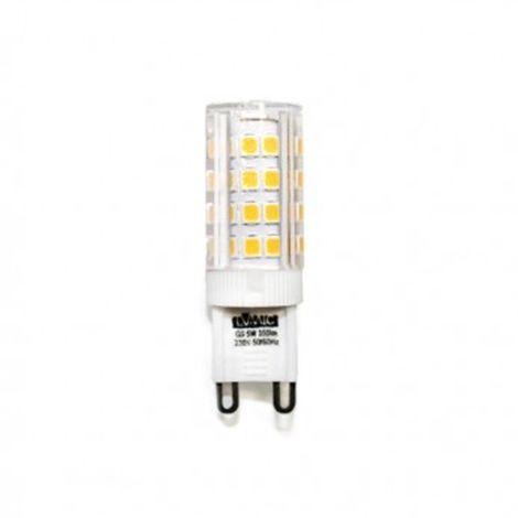 Bombilla LED G9 5W (Luz cálida)