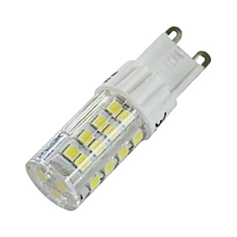 Bombilla LED G9.230VAC.5W.DIA(6500K).