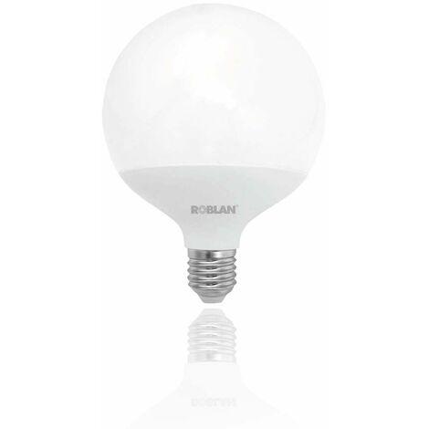Bombilla LED Globo 12W 3K E27 ROBLAN