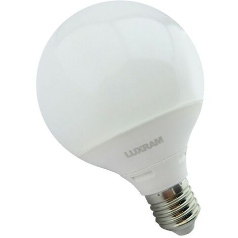 Bombilla led globo 13W serie value FRIA 6500K