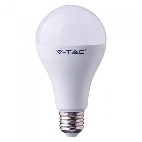 Bombilla LED globo A80 E27 18W 200° Temperatura de color - 4000K Blanco natural