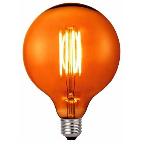 Bombilla LED globo dorado G125 4W