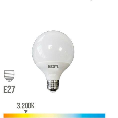 Bombilla led globo E27 10W EDM -Disponible en varias versiones