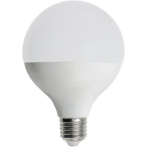 Bombilla LED Globo E27 11W Equi.75W 1055lm 25000H 7hSevenOn LED Temperatura - 3000K