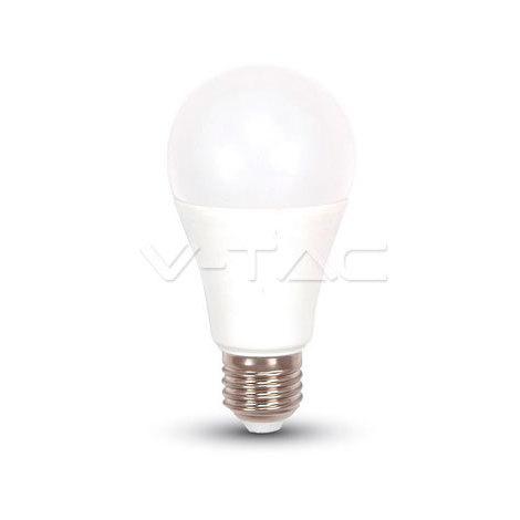 Bombilla led globo E27 9W 200° con Sensor de iluminación inteligente