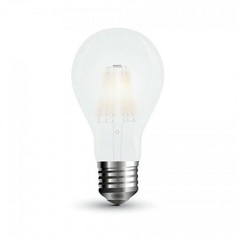 Bombilla LED Globo Filamento Frost Cover A60 E27 5W 300°