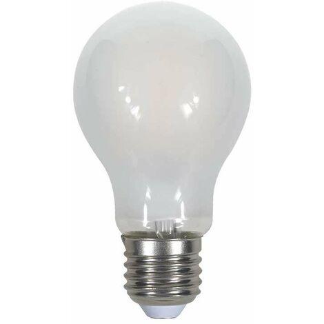 Bombilla led globo Filamento Frost Cover A67 E27 8W 300°