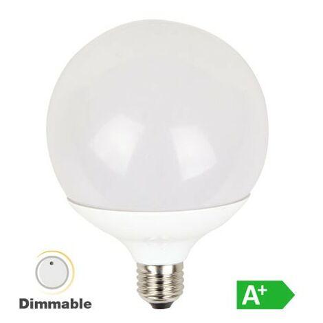 Bombilla led globo G120 13W 200° regulable