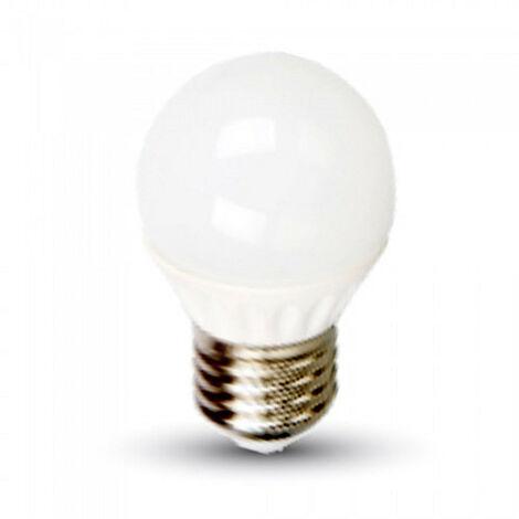 Bombilla LED globo G45 SMD5630 E27 4W 220°