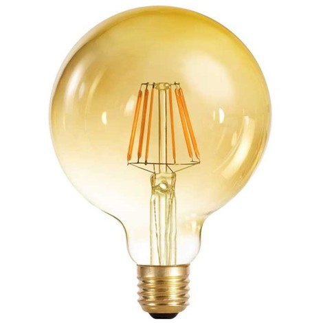 Bombilla LED Globo Regulable E27 (8W)