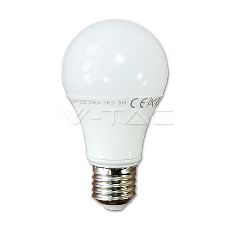 Bombilla LED globo Smart Regulable A60 E27 9W