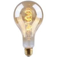 Bombilla LED Gota E27 4W Vintage Regulable Gold 15000h