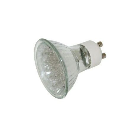 Bombilla LED GU10 1,5W 230V 3000K