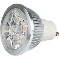 Bombilla LED GU10 4x1W 3000K