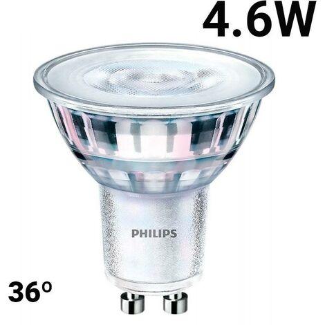 Bombilla LED GU10 5W 36º 390lm - Corepro LEDspot Philips