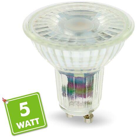 Bombilla LED GU10 5W 420 Lm Eq 50W