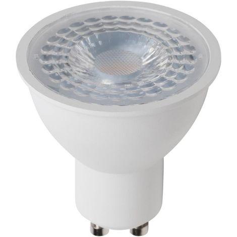 Bombilla LED GU10 6,5W 430lm (por 6)
