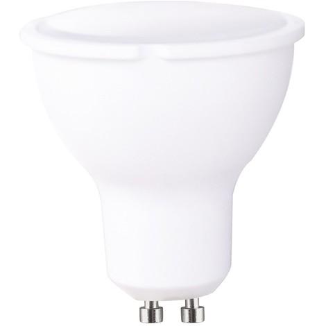 Bombilla LED GU10 6W (luz cálida)