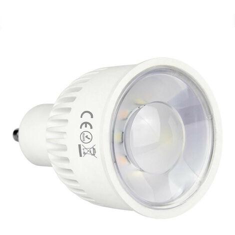 Bombilla LED GU10 6W RGB+CCT RF 2,4Ghz