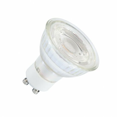 Bombilla LED GU10 Cristal 38º 7W