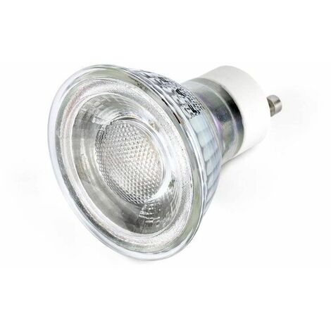 BOMBILLA LED GU10 CRISTAL 7W 3000K