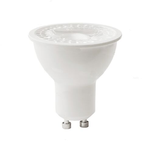 Bombilla Led GU10 de 7W 6000K 38º -Disponible en varias versiones