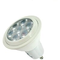 Bombilla Led GU10 de 7W de 45º -Disponible en varias versiones