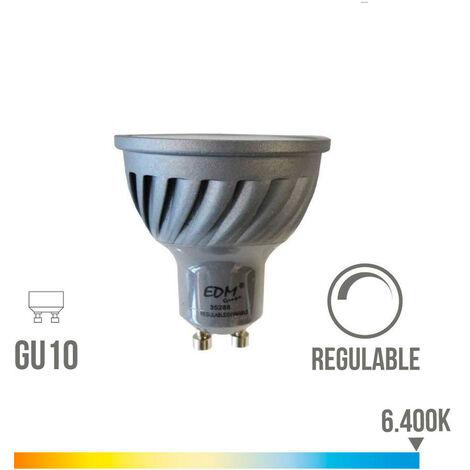 Bombilla Led GU10 Dimable 6W 6400K EDM -Disponible en varias versiones