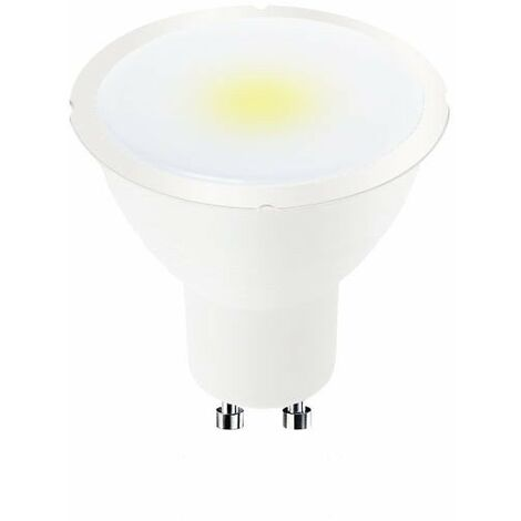 Bombilla LED GU10 PLUS 7W Regulable 100º