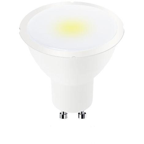 Bombilla LED GU10 PLUS 7W Regulable 100º