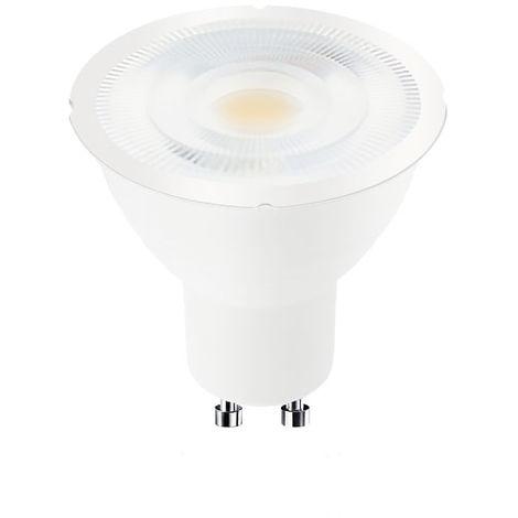 Bombilla LED GU10 PLUS 7W Regulable 38º