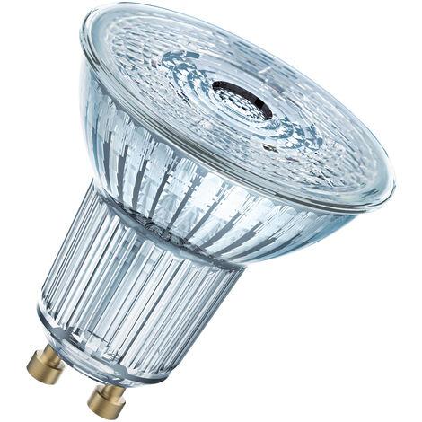 Bombilla LED GU10 Regulable 36° 8W 4000K Luz Neutra OSRAM