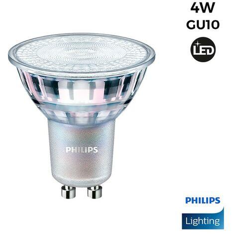 Bombilla LED GU10 Regulable CorePro MAS spotMV 60° 3.5W