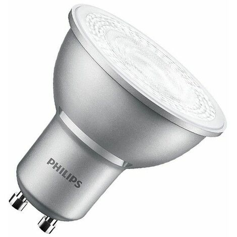 Bombilla LED GU10 Regulable MASTER spotMV 40° 4.3W Blanco Neutro 4000K . - Blanc Neutre 4000K