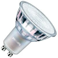 Bombilla LED GU10 Regulable PHILIPS CorePro MAS spotVLE 4.9W 36°