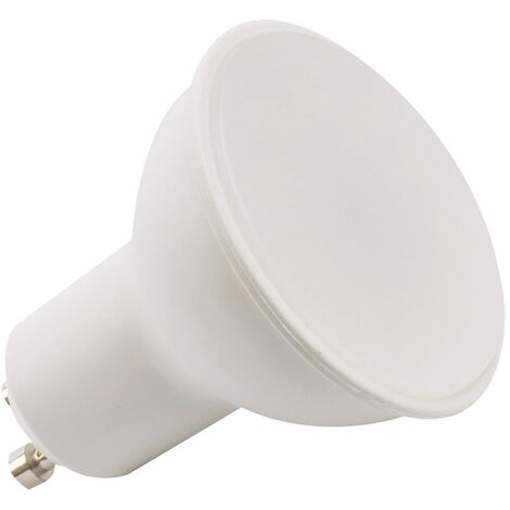 Bombilla LED GU10 S11 12V DC 120º 6W Blanco Frío 6500K - Blanco Frío 6500K