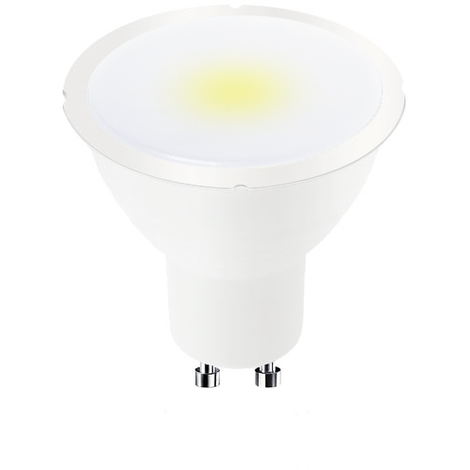 Bombilla Led GU10 Smd Plus 7W Regulable 100º