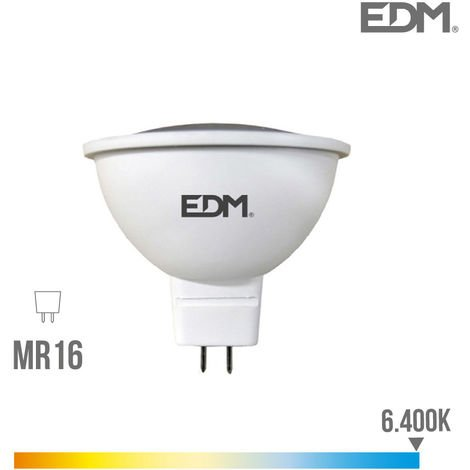 Bombilla Led GU5.3 5W EDM -Disponible en varias versiones