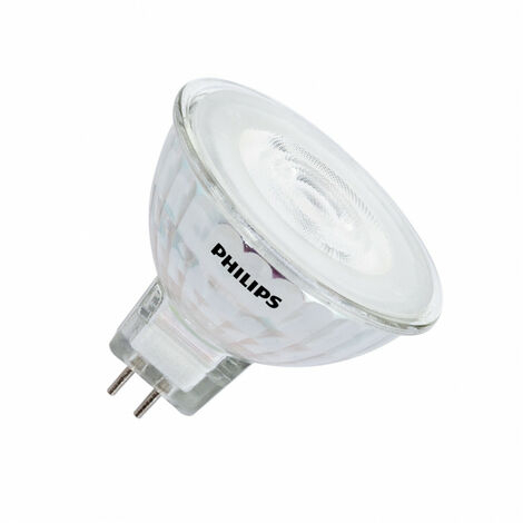 Bombilla LED GU5.3 MR16 12V Regulable SpotVLE 36º 5.5W Blanco Neutro 4000K