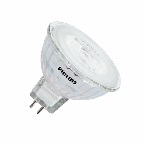 Bombilla LED GU5.3 MR16 12V Regulable SpotVLE 36º 7W