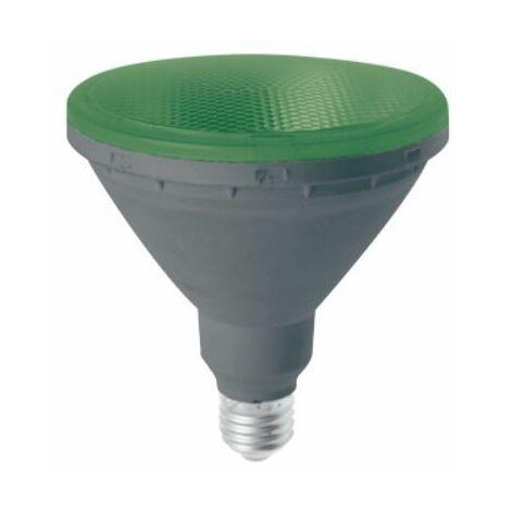 Bombilla LED ICON PAR38 SMART 15W verde E27 IP65 30º Prilux