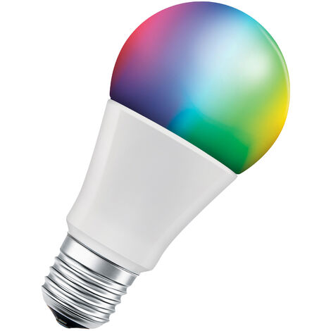Bombilla LED Inteligente Estandar 9W E27 Multicolor WIFI LEDVANCE