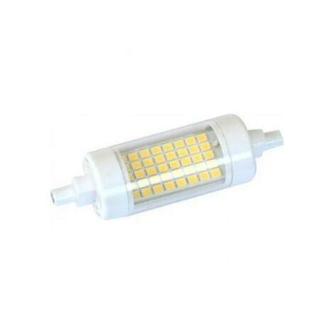 Bombilla LED LINEAL R7s 5W 78mm 3000K