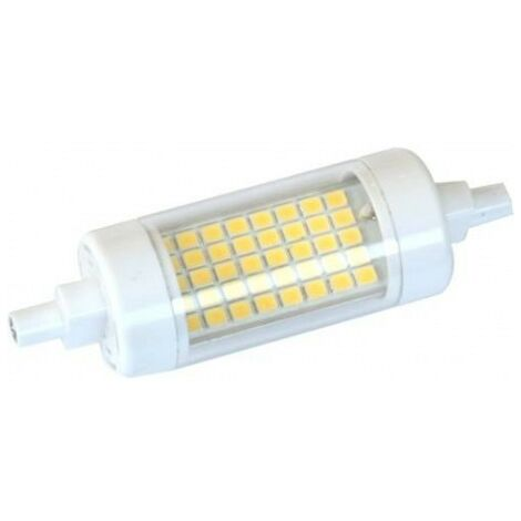 Bombilla LED LINEAL R7s 5W 78mm 5000K