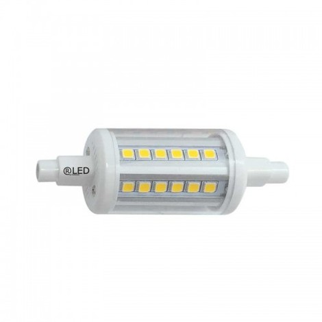 BOMBILLA LED LINEAL R7s 78mm 5W
