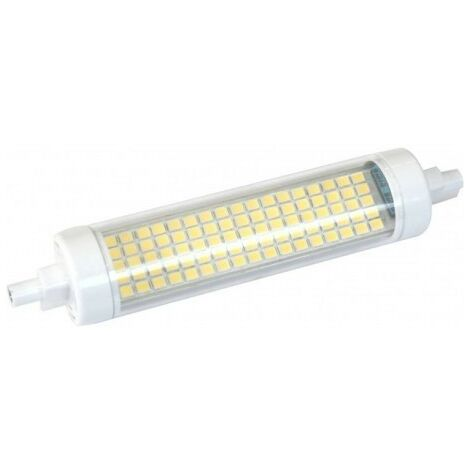 Bombilla LED LINEAL R7s 8W 118mm 3000K