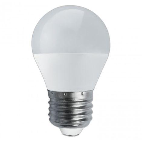 Bombilla LED mate E27 6W 4000K A45