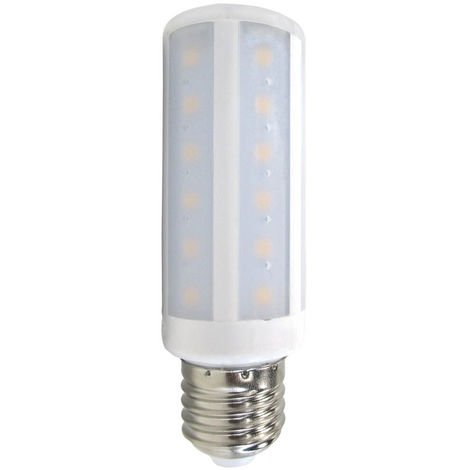 Bombilla LED Mazorca E27 9W Equi.60W 806lm 3000K 25000H 7hSevenOn
