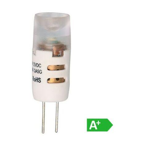 Bombilla led micro G4 1.2W 300° Temperatura de color - 6000k Blanco frío
