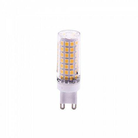 Bombilla LED micro G9 6W 300°